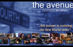Come Discover The Avenue at The Screening Room