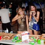 Zombie Pizza Girls at Generation Cool