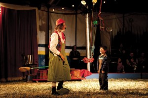 Two Circuses Come to Tucson