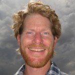 Brad Lancaster, a Tucson gem and water harvesting guru.