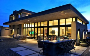 FORS Architecture built this stunning dwelling, owned by Andy and Kami White. photo: John Bae