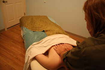 Massage is just one of Natural Way Wellness Spa's many offerings. photo: Ashley James