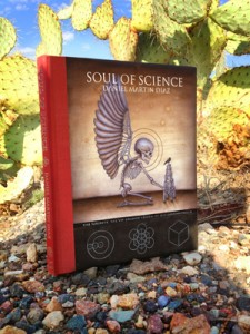 Soul of Science is Daniel Martin Diaz's latest book of art. photo courtesy Mysticus Publishing