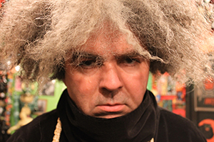 King Buzzo (of The Melvins) performs at Hotel Congress on Wed, July 30.  Photo from Nuvo.net