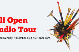 3 Resources to Help You Navigate This Weekend's Open Studio Tour