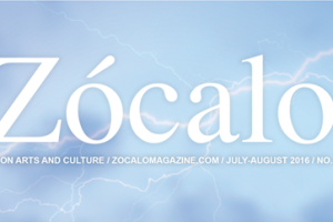 Zocalo Magazine July & August 2016